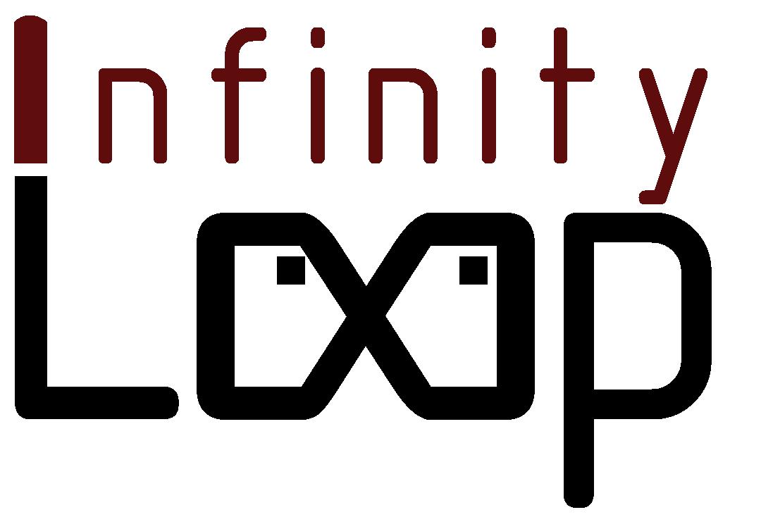 InfinityLoop GmbH & Co. KG Logo. Entwicklungsdienstleister in Senftenberg.